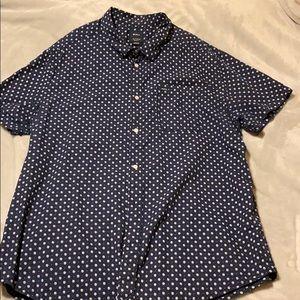 RVCA Regular Fit Button Up Size XXL